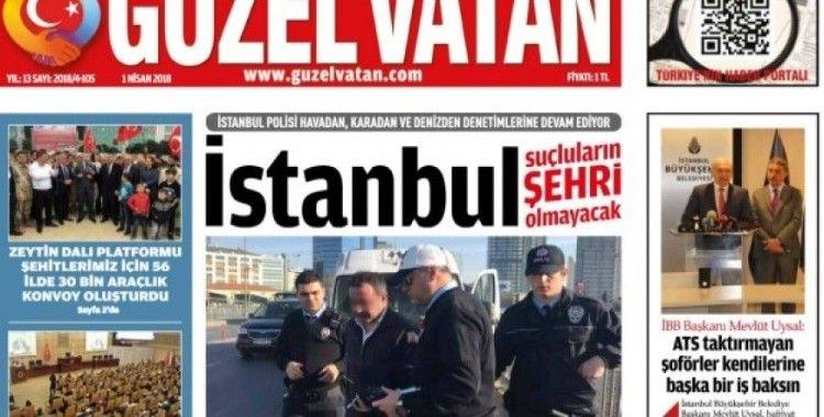 Güzel Vatan Gazetesi sayı:105