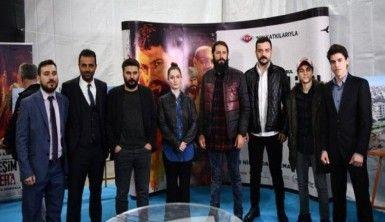 'Kardeşim İçin Der'a' filminin galası Suriye'de yapıldı