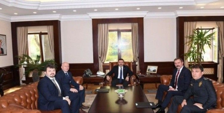 Emniyet Genel Müdürlüğü'nden Kocaeli Üniversitesi'ne uçak devredildi