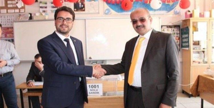 Karaman'da KTSO'nun yeni başkanı Mustafa Gökhan Alkan oldu