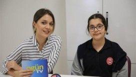 Küçük yazar Deren Yetilmezsoy serüvenini anlattı