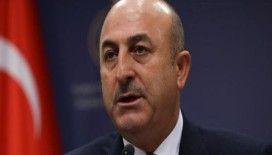 Dışişleri Bakanı Çavuşoğlu KKTC'de