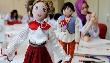 Çocuklar 'Efe' ve 'Zeynep' isimli oyuncaklarla büyüyecek