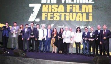 Atıf Yılmaz Kısa Film Festivali başladı