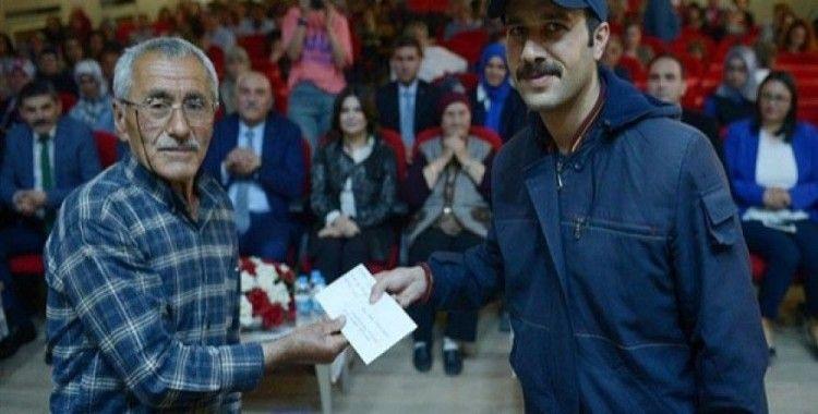 İlk mektubunu Emine Erdoğan'a yazdı