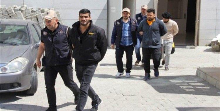 Samsun'da Deaş'tan 3 kişiye adli kontrol
