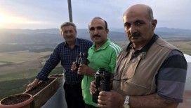 Duman avcıları ramazanda da görev başında