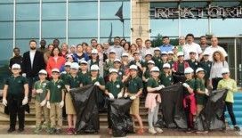 Temiz çevre temiz gelecek için farkındalık