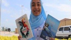 14 yaşında iki kitap yazdı