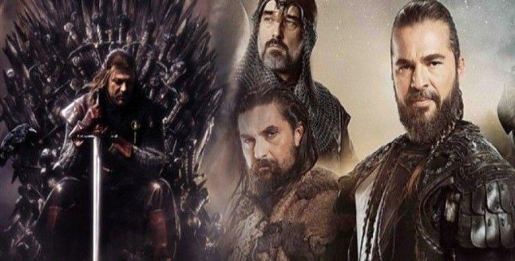 Diriliş Ertuğrul'dan, Game Of Thrones'a transfer