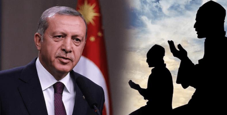 Düşmanlığınız Erdoğan'a mı, yoksa İslam'a mı?