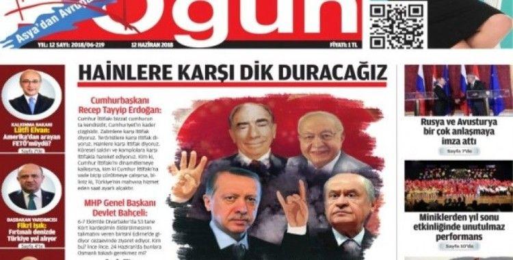 Ogün Gazetesi sayı:219
