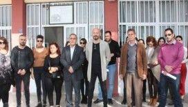 KKTC'de Din Kültürü Dersi eylemi