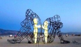 Dünya'daki ilginç heykeller