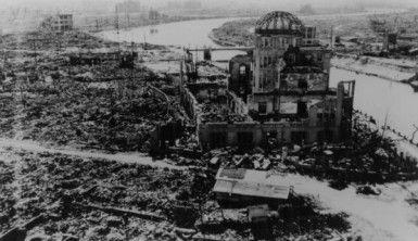 Tarihin acı yüzü, Hiroşima ve Nagasaki