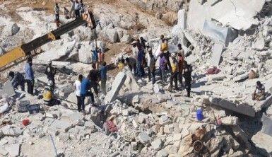 İdlib'de meydana gelen patlamada ölü sayısı artıyor