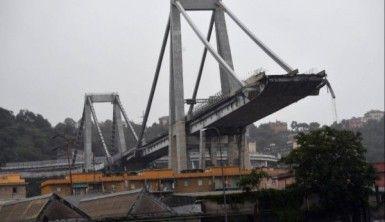 İtalya'da köprü çöktü, 11 ölü, 5 yaralı