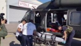 Jandarmadan nefes kesen hasta kurtarma operasyonu