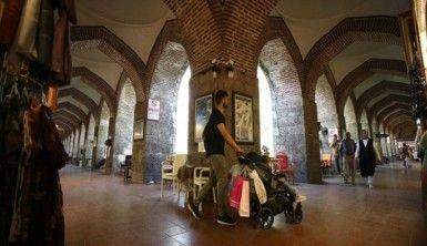 Bursa'yı tekstil kenti yapan mekan, 'Kozahan'