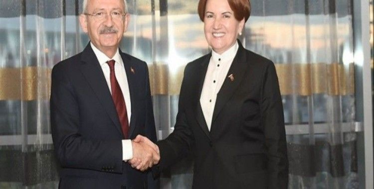 CHP, Meral Akşener'i İBB Başkanlığı'na aday gösterebilir