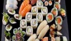 Japonların geleneksel yiyeceği suşi