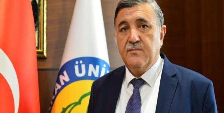 Harran Üniversitesi Rektörü Prof. Dr. Taşaltın görevinden istifa etti