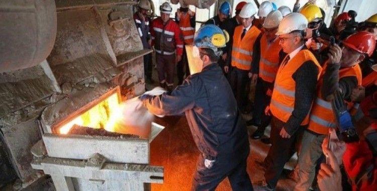 12 ton 996 kilo uyuşturucu fabrika kazanında imha edildi