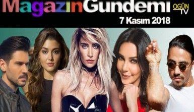 Magazin Gündemi 7 Kasım 2018 Çarşamba