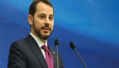Hazine ve Maliye Bakanı Albayrak, Spekülatif atakları püskürttük