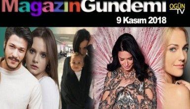 Magazin Gündemi 9 Kasım 2018 Cuma