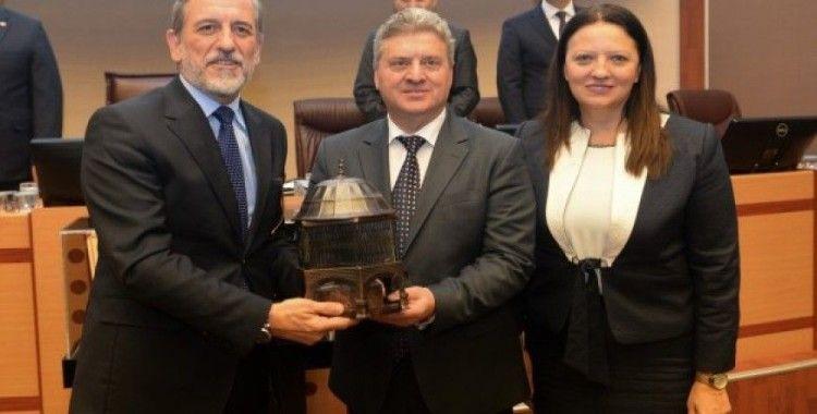 Türkiye ile Makedonya arasında bir milyar dolarlık ticaret