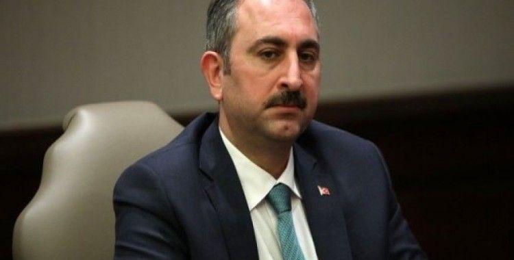 Adalet Bakanı Gül'den İngiltere'ye tepki