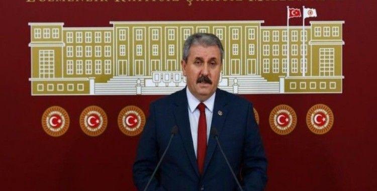 Destici'den AK Parti ve MHP'ye yerel seçim çağrısı
