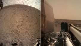 InSight Elysium Düzlüğü'nün videosunu gönderdi