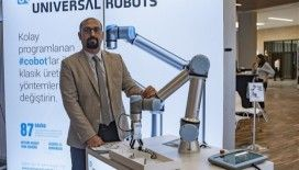 Türkiye robot kurulumunda dünyada 20'inci