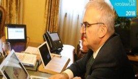 Antalya Valisi Karaloğlu'nun oyu 'Hüzünlü güz vedası'na