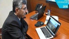 Zonguldak Valisi Bektaş 'Yılın Fotoğrafları' oylamasına katıldı