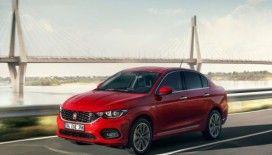 3 yıl üst üste en çok tercih edilen otomobil Fiat Egea Sedan