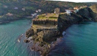 Tarihi Garipçe Kalesi 'Garip' kaldı