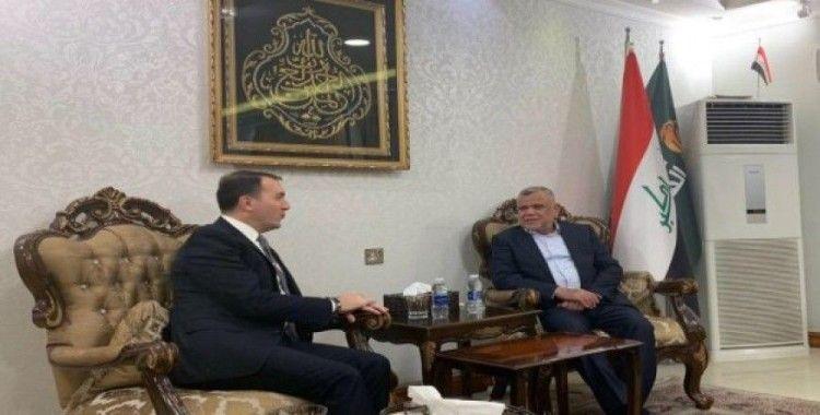 """Büyükelçi Yıldız: """"Terörle mücadelede Irak ile işbirliği şart"""""""