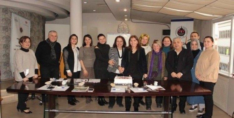 Kadın girişimciler kurulu bir araya geldi