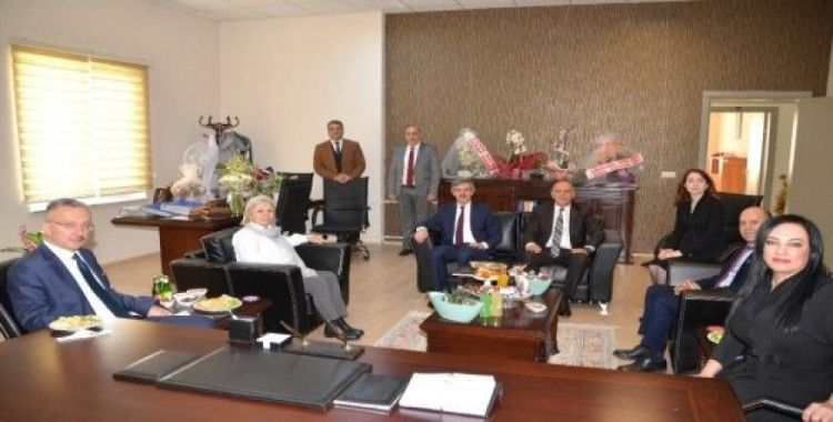 Eczacılık Fakültesi Dekanlığına Prof. Dr. Mehtap Uysal atandı