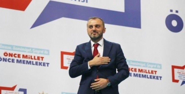 """AK Parti Genel Başkan Yardımcısı Kandemir: """"Zonguldak, Allah'ı izniyle şer ittifakına hak ettiği cevabı verecek"""""""