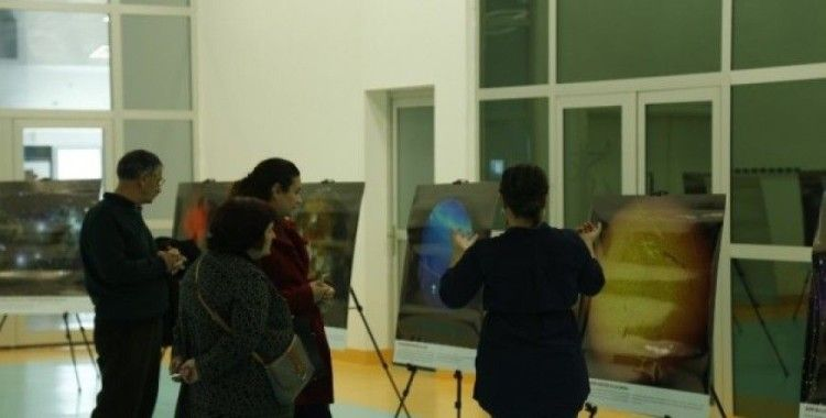 Bilim Merkezi ile 100 saat astronomi