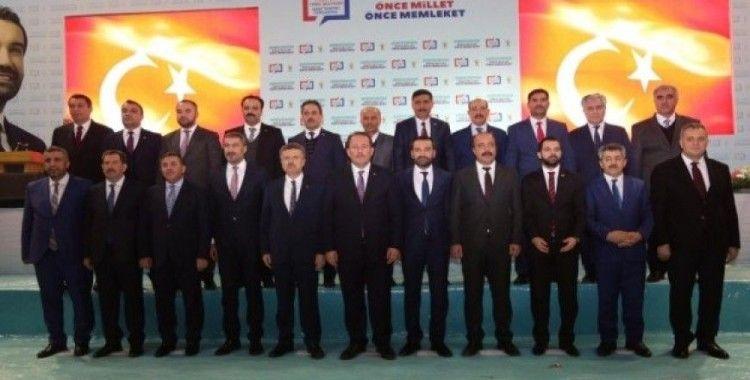 AK Parti Elazığ'da başkan adaylarını tanıttı