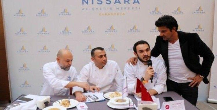 Nevşehir'in unutulmaz lezzetleri yemek yarışması düzenlendi