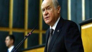 Devlet Bahçeli, partisinin Meclis grubu toplantısında konuştu