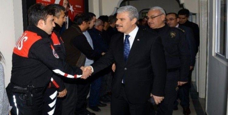 Kırşehir'de Siber Suçlarla Mücadele Şube Müdürlüğü hizmete girdi