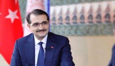 Bakan Dönmez Trakya'da doğalgaz bulunduğunu açıkladı