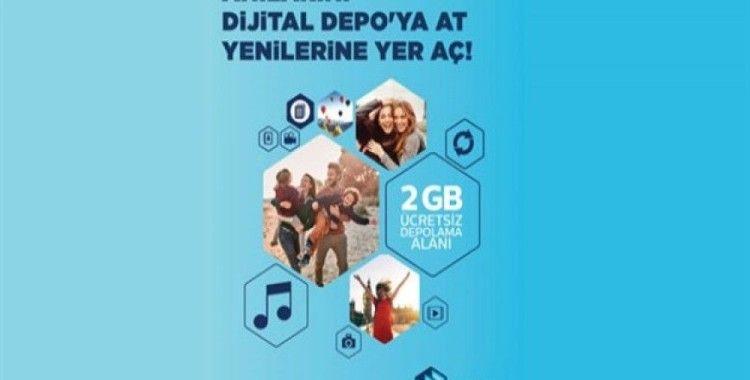 Türk Telekom, yeni bulut servisi Dijital Depo'yu kullanıma sundu